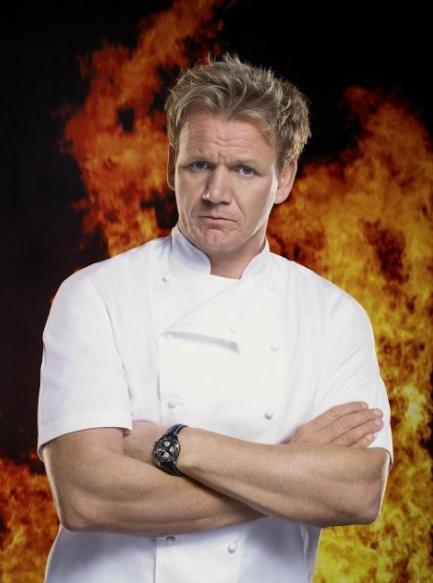 El chef ramsay vuelve con 39 pesadilla en la cocina 39 the gourmet journal peri dico de gastronom a - A tavola con gordon ramsay ...